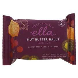Deliciously Ella Deliciously Ella Vegan Gluten Free Hazelnut Butter Ball 36g