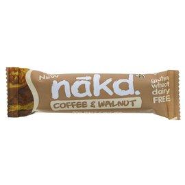 Nakd Nakd Vegan Gluten Free Coffee & Walnut Bar 35g