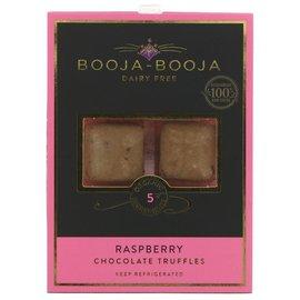 Booja Booja Booja Booja Organic Vegan Raspberry Truffles 69g