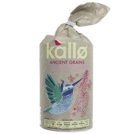 Kallo Kallo Organic Gluten Free Ancient Grain Corn Cake 150g