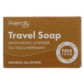 Friendly Soap Friendly Soap Natural Travel Soap 95g