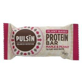 Pulsin Pulsin Vegan Maple & Peanut Protein Bar 50g