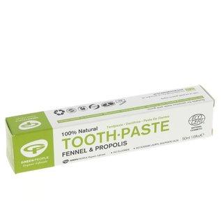 Green People Green People Organic Fennel & Propolis Toothpaste 50ml