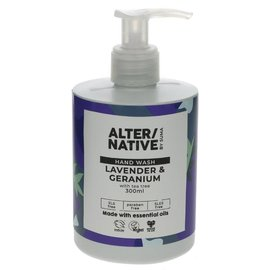 Alter/Native Alter/Native Lavender & Geranium Hand Wash 300ml
