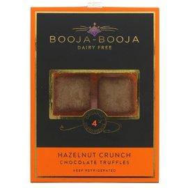 Booja Booja Booja Booja Organic Vegan Hazelnut Crunch Truffles 69g