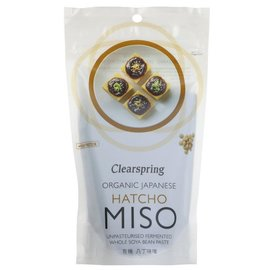 Clearspring Clearspring Organic Hatcho Miso 300g