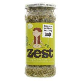 Zest Zest Vegan Basil Pesto 340g