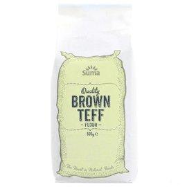 Suma Wholefoods Suma Wholefoods Brown Teff Flour 500g
