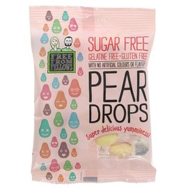 Free From Fellows Free From Fellows Pear Drops 70g