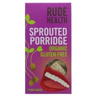 Rude Health Rude Health Organic Gluten Free Raw Sprouted Porridge Oats 400g