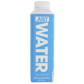 Just Water Just Water Still Spring Water 500ml