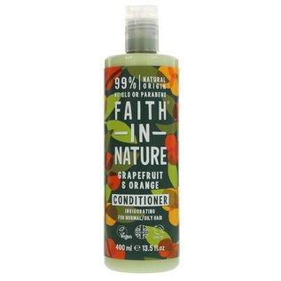 Faith In Nature Faith In Nature Grapefruit & Orange Conditioner 400ml