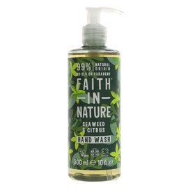 Faith In Nature Faith In Nature Seaweed & Citrus Hand Wash 400ml