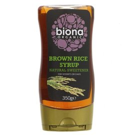 Biona Biona Organic Brown Rice Syrup 350g