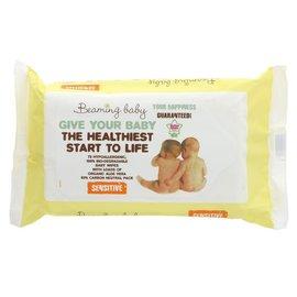 Beaming Babies Beaming Baby Organic Baby Wipes Sensitive 72 Wipes