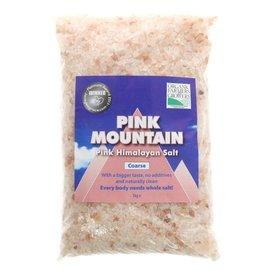 Pink Mountain Pink Mountain Organic Course Pink Salt 1kg