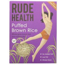 Rude Health Rude Health Foods Gluten Free Puffed Brown Rice 225g