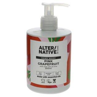 Alter/Native Alter/Native Pink Grapefruit & Aloe Vera Hand Wash 300ml