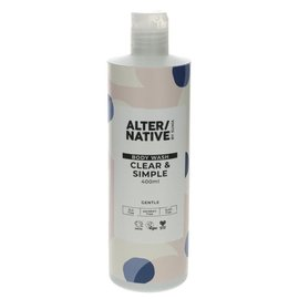 Alter/Native Alter/Native Clear & Simple Body Wash 400ml