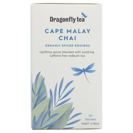 Dragonfly Dragonfly Organic Cape Malay Rooibos Tea 20 bags