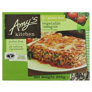 Amy's Kitchen Amy's Kitchen Gluten Free Vegetable Lasagne 255g