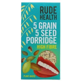 Rude Health Rude Health 5 Grain 5 Seed Porridge 400g