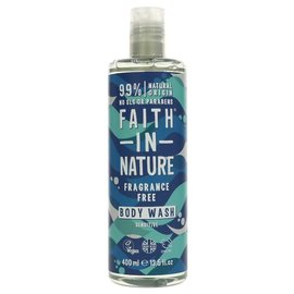 Faith In Nature Faith In Nature Fragrance Free Body Wash 400ml