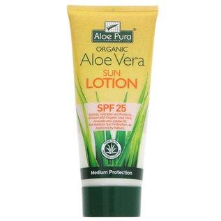 Aloe Pura Aloe Pura Aloe Vera SPF25 Sun Lotion 200ml