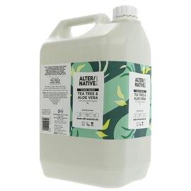 Alter/Native Alter/Native Tea Tree & Aloe Vera Hand Wash 5L