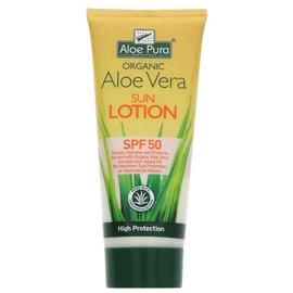 Aloe Pura Aloe Pura Aloe Vera Sun Lotion SPF50 200ml