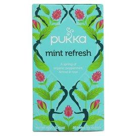 Pukka Pukka Organic Mint Refresh Tea 20 bags