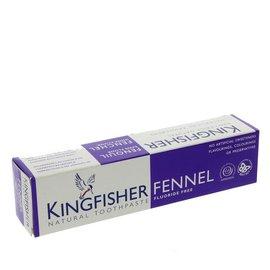 Kingfisher Kingfisher Fluoride Free Fennel Toothpaste 100ml