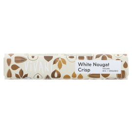 Vivani Vivani Organic Vegan White Nougat Crisp Rice Chocolate 35g