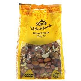 Suma Wholefoods Suma Wholefoods Mixed Nuts 250g