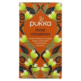 Pukka Pukka Organic Three Cinnamon Tea 20 bags