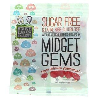 Free From Fellows Free From Fellows Vegan Gluten Free Midget Gems 100g