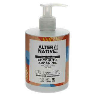 Alter/Native Alter/Native Coconut & Argan Oil Hand Wash 300ml
