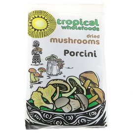 Tropical Wholefoods Tropical Wholefoods Porcini Mushrooms 30g