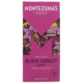 Montezuma Vegan Black Forest Gateau Chocolate 90g