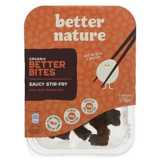 Better Nature Better Nature Saucy Stir-fry Better Bites 175g