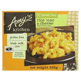 Amy's Kitchen Amy's Kitchen Rice Macaroni Cheese 255g