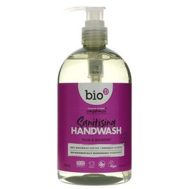 Bio D Bio D Plum & Mulberry Handwash 500ml