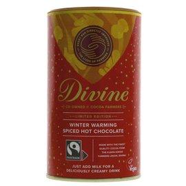 Divine Divine Winter Warming Spiced Hot Chocolate 300g