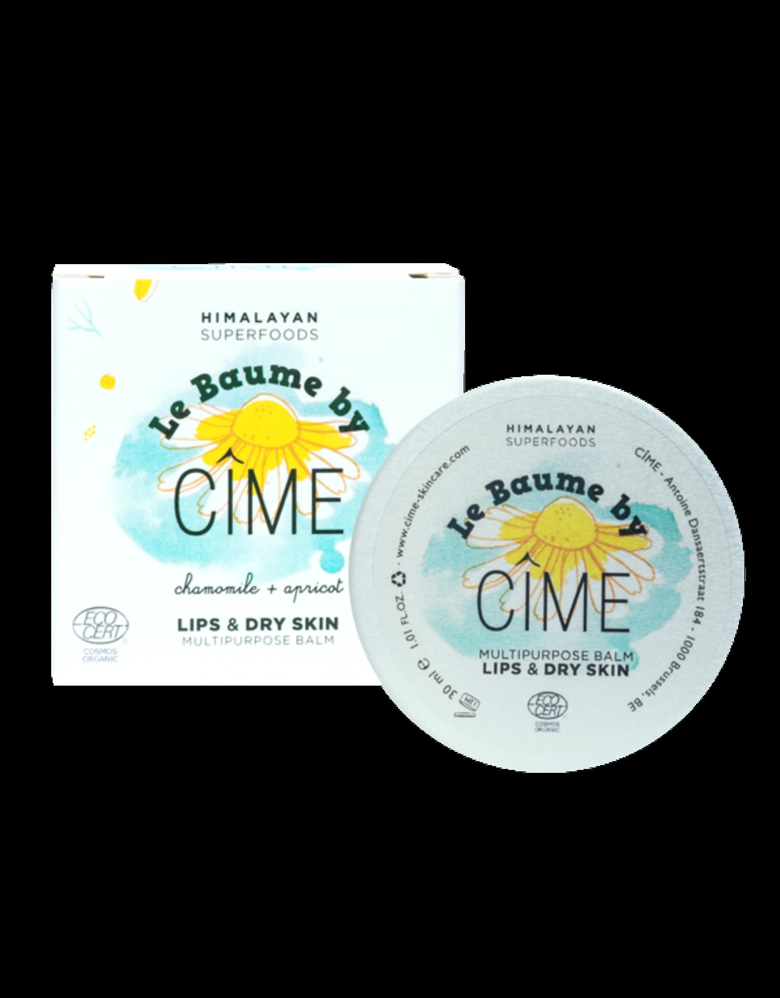 Cîme Le Baume by CÎME | Balsem voor lippen & droge huid