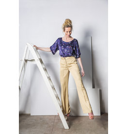 FAM Kate Broek Jeans / Beige