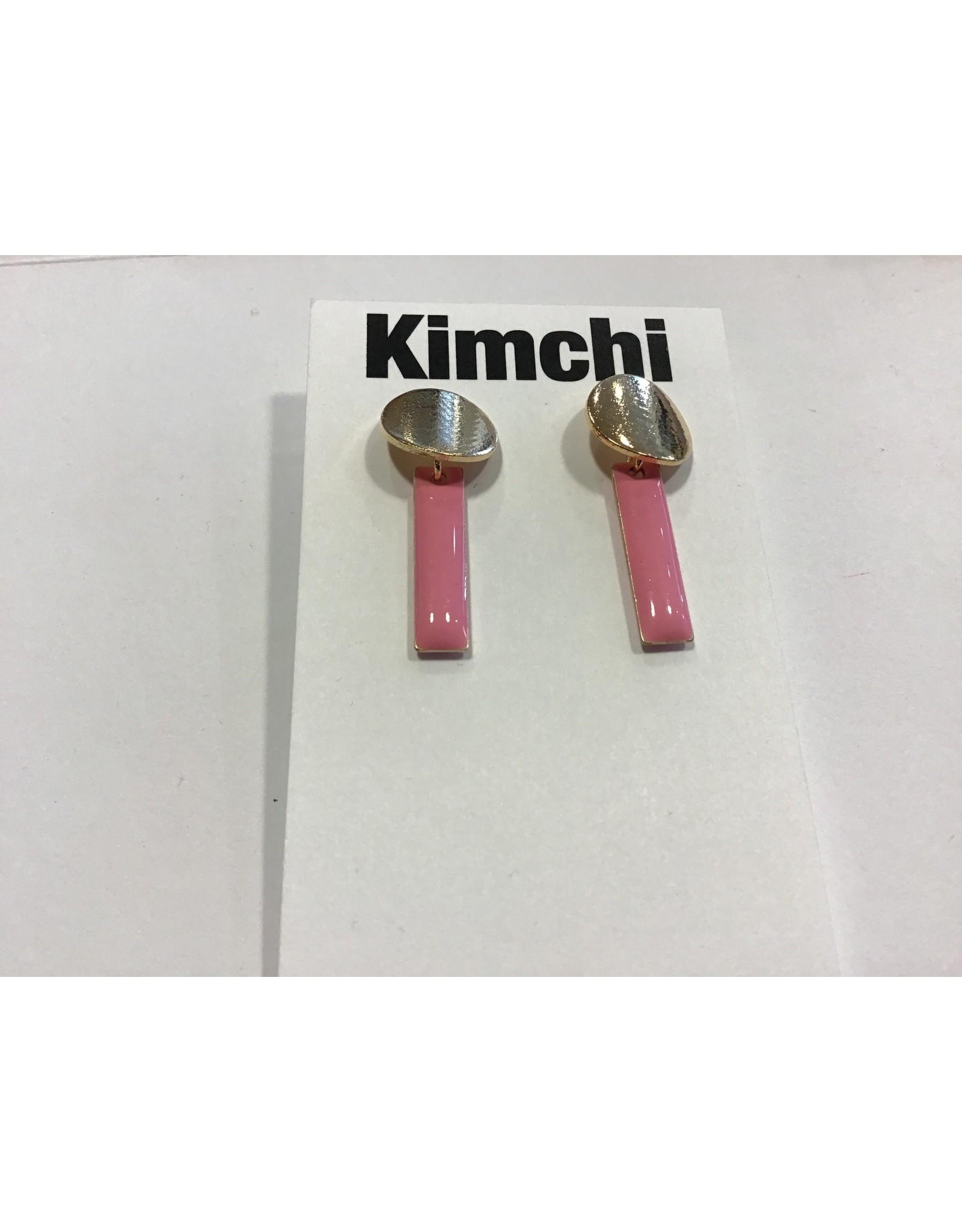 Kimchi Oorbel zomer 19