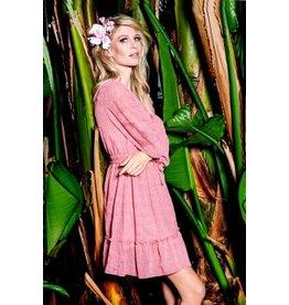 Miracles roze jurk