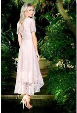Miracles kanten lange jurk