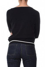 Just in Case Mass pullover  black