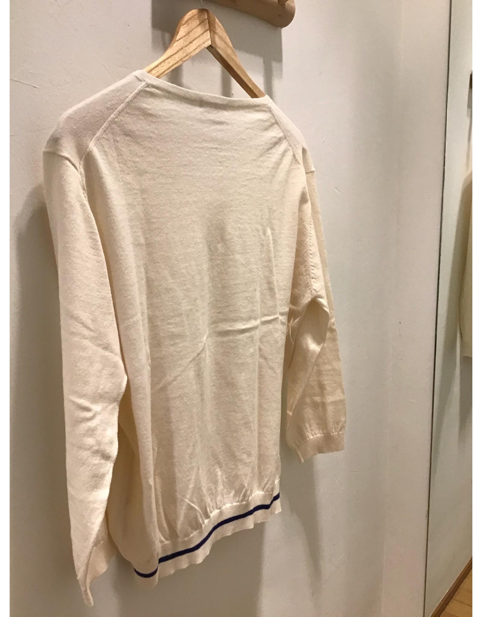 Just in Case Miss  pullover ecru